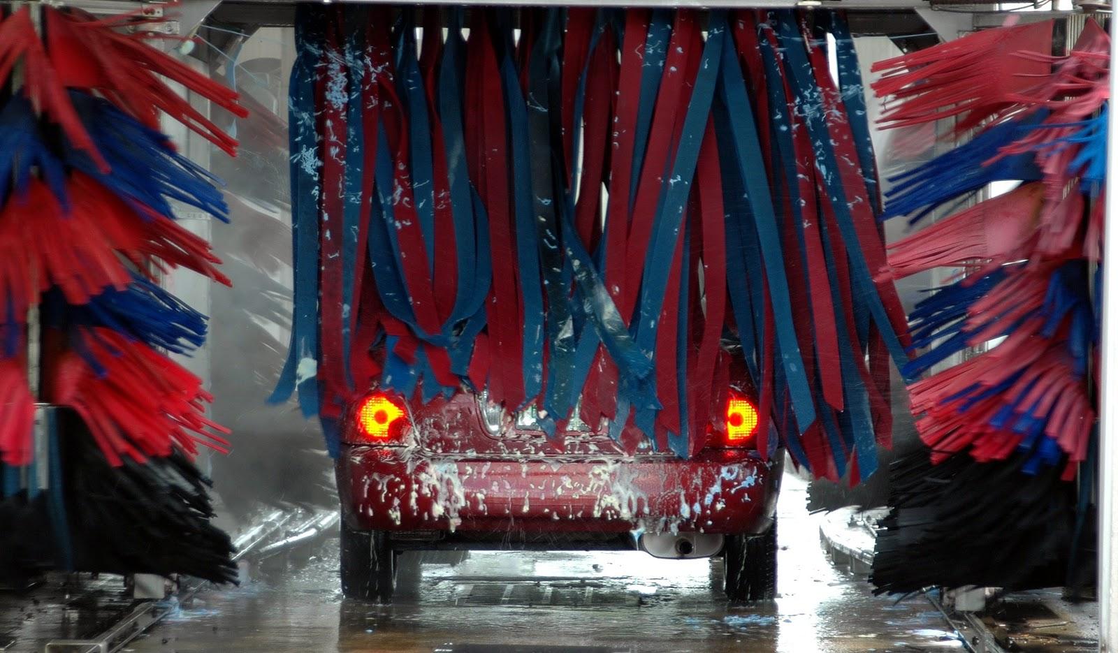 Consejos para mantener limpio tu coche