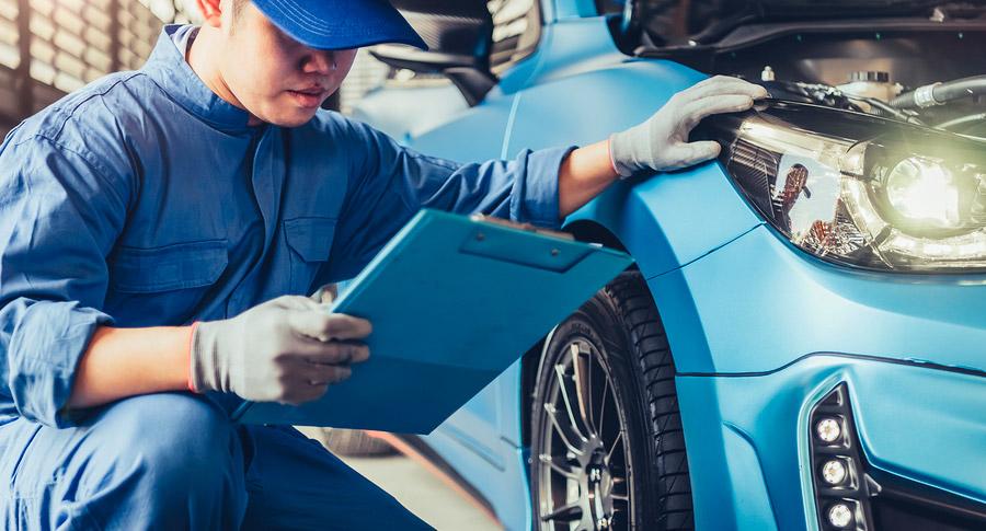 ¿Necesitas llevar tu coche a un taller mecánico?